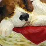 Custom Painted Pet Urns