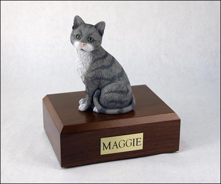 G - Cat Figurine Urns