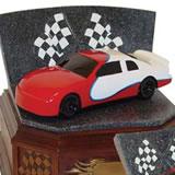 Auto Racing Urns