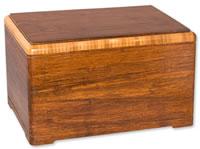 Bamboo Cremation Urn