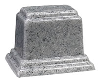 Small Rectangle Cultured Granite Keepsake