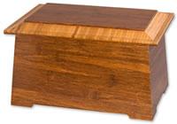 Sonata Bamboo Cremation Urn