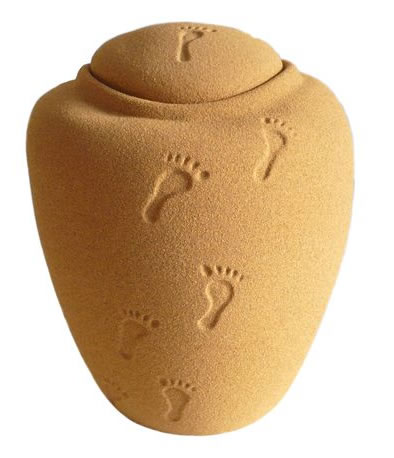 Biodegradable Sand Cremation Urn