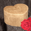 Wood Grain Biodegradable Cremation Urn