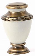 Artisan Pearl Keepsake Cremation Urn