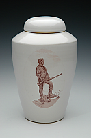 Lexington Minute Man Cremation Urn