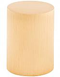 Cast Bronze Cylinder Cremation Urn
