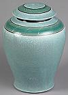 Verde Porcelain Cremation Urn