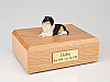 Collie, Three-Color  Dog Figurine Cremation Urn