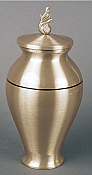 Orion II Cast Metal Cremation Urn