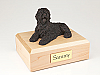 Sheepdog, Bronze Dog Figurine Cremation Urn