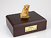 Shar Pei, Tan Dog Figurine Cremation Urn