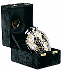 Small Classic SilverGold Cremation Urn