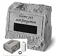 Pet Memorial Stone Personalized