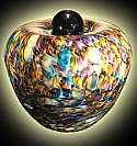 Aura Art Glass Adult Cremation Urn