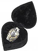 Dynasty SilverGold Keepsake Cremation Urn
