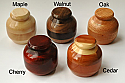 Solid Hardwood Keepsake Cremation Urns