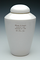 Custom Inscription Urn