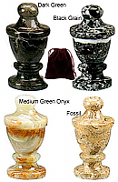Small Marble Cremation Keepsakes