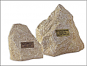 Rock Cremation Urns - Limestone