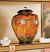 Serenade Glass Cremation Urn