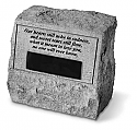 Personalized Headstone Urn