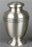 Mercury Brass Cremation Urn