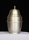 Pewter Romany Cremation Urn