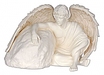 Male Guardian Small Angel Urn