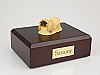 Pekingese Dog Figurine Cremation Urn