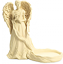 Angel Bouquet Urn Holder