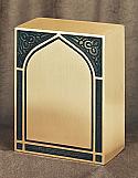 Bronze Gothic Companion Cremation Urn