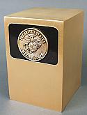 USMC Bronze Cremation Urn