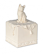 Faithful Friend Pet Cremation Urn - Engraved