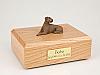 Rhodesian Ridgeback  Dog Figurine Cremation Urn