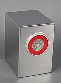 Satin Finish Stainless Steel Marine Corps Cremation Urn