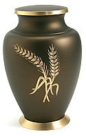 Heartland Brass Cremation Urn