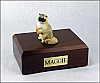 Ragdoll Cat Figurine Cremation Urn