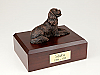 King Charles Spaniel, Bronze  Dog Figurine Cremation Urn