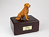 Golden Retriever, Sitting  Dog Figurine Cremation Urn