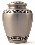 Elite Athena Brass Cremation Urn - Large