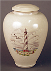 Carolina Lighthouse Cremation Urn