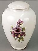 Tivoli Porcelain Cremation Urn