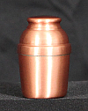 Copper Taj Cremation Urn