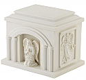 Angel Mausoleum Cremation Urn
