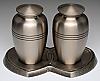 Classic Companion Pewter Cremation Urns
