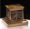 Roman Antique Bronze Cremation Urn
