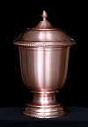 Copper Gavin Cremation Urn