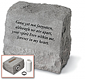 Pet Stone Marker Cremation Urn