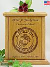 USMC Insignia Cremation Urn